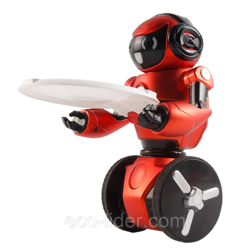 Робот р/у WL Toys F1 с гиростабилизацией (красный)