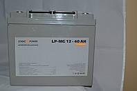 Мультигелевый аккумулятор LP-MG 40AH / 12v