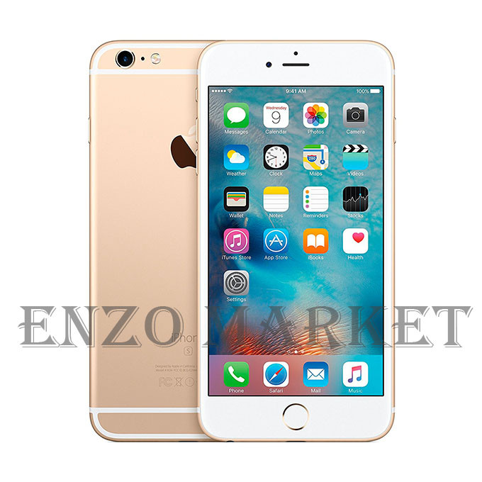 IPhone 6s+ 16 gold