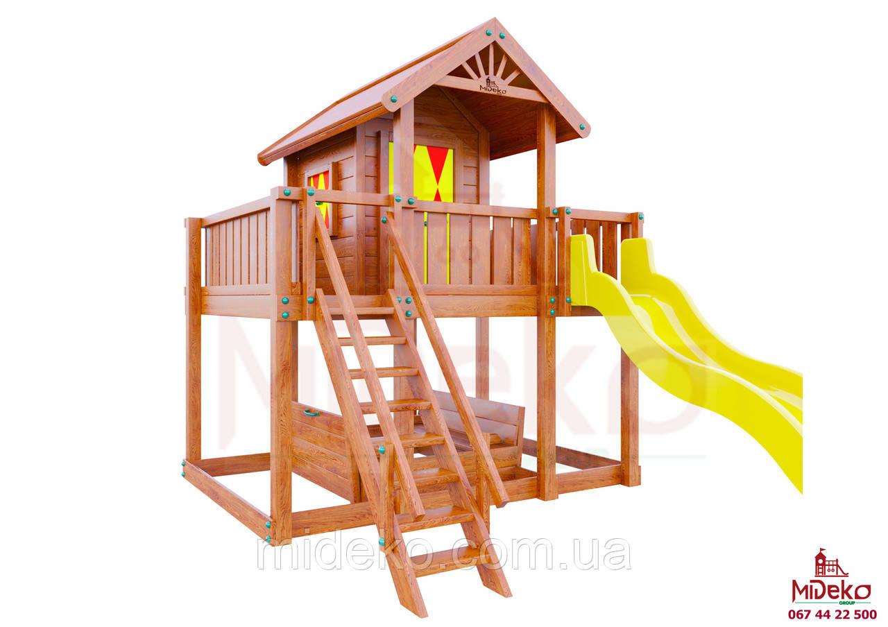 Башня детской площадки MIDEKO XL 150 без песочницы