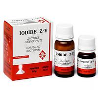Пломбировочный материал Иодид Ц/Е (IODIDE Z/E), 20г + 13мл, Dentstal