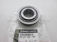 Подшипник КПП на Рено Трафик 01-> 25x59x18.75 — Renault (Оригинал) - 8200200188