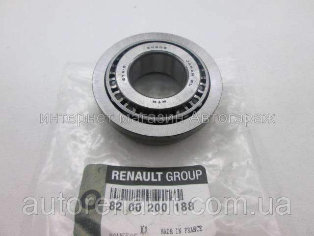 Подшипник КПП на Рено Трафик 01-> 25x59x18.75 — Renault (Оригинал) - 8200200188, фото 1