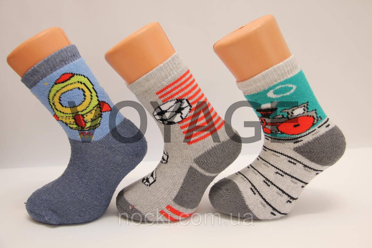 Детские махровые носочки ТР