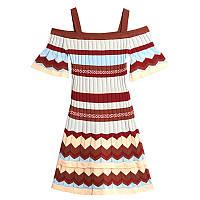 Женское платье размер UNI (42-44) FS-3115-76