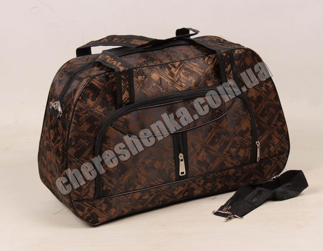 Дорожная сумка 149S-3,5 коричневая