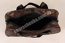 Дорожная сумка 149S-3,5 коричневая, фото 3