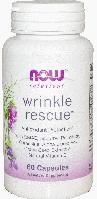 Витамины от морщин Now Foods Wrinkle Rescue 60 Caps