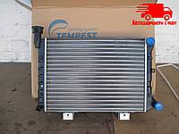 Радиатор водяного охлаждения ВАЗ 2107 (инжектор) (TEMPEST). 21073-1301012. Ціна з ПДВ.