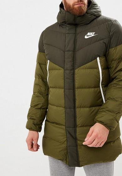 774eb059 Куртка пуховая мужская Nike Windrunner AO8915-355 Оригинал! -
