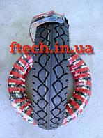 Резина на скутер 130-90-15 бескамерная шоссейная