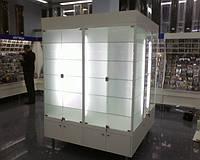 Изготовление витрин, прилавков, торгового  оборудования под заказ