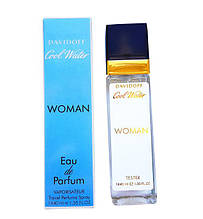 Davidoff Cool Water Woman - Travel Perfume 40ml