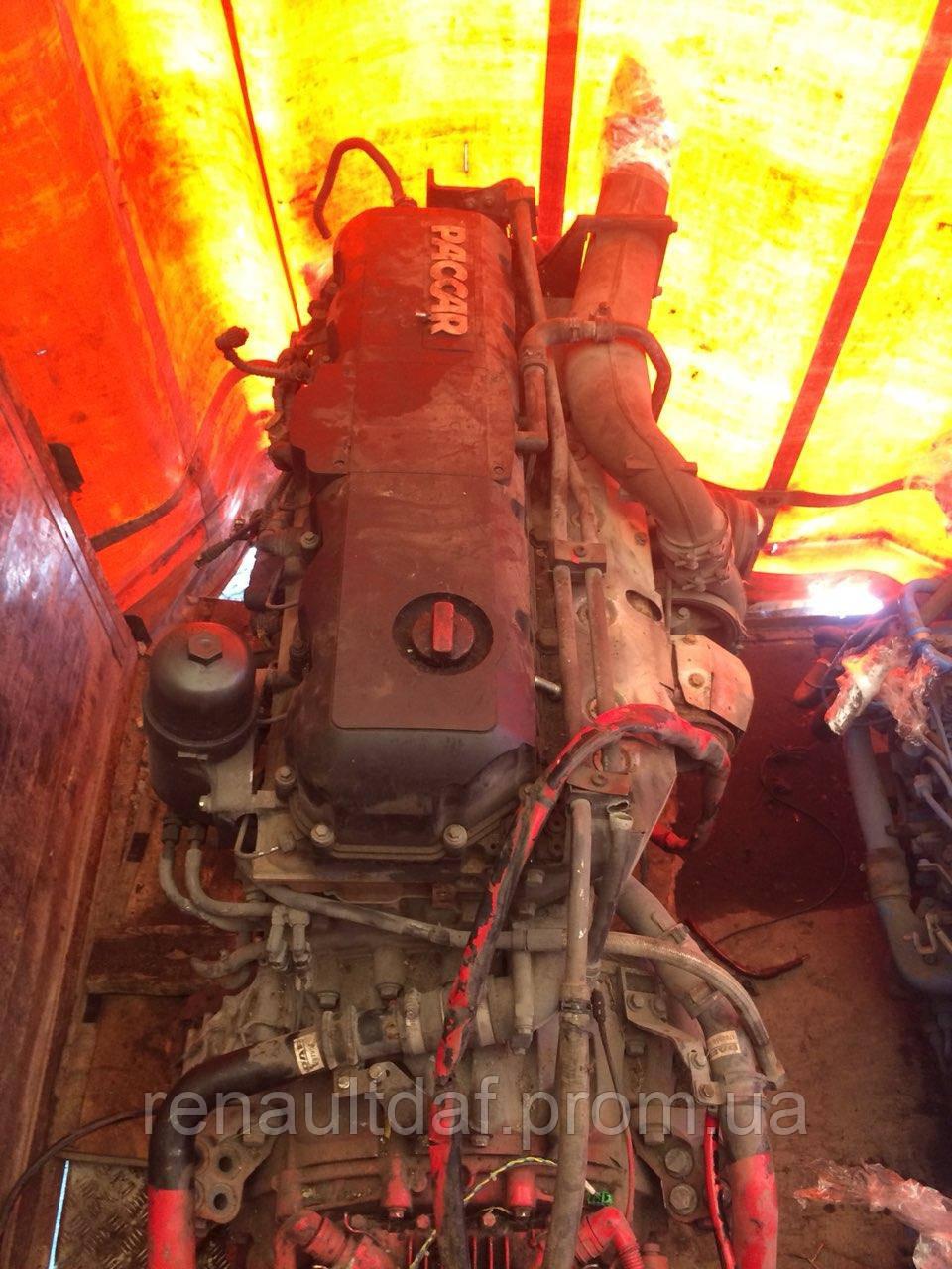 Двигатель DAF XF 105.460 MX 340U1 Euro 5 Б/У
