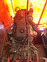 Двигатель DAF XF 105.460 MX 340U1 Euro 5 Б/У, фото 1