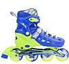 Роликовые коньки Nils Extreme NA1005A Size 35-38 Blue