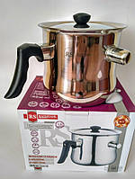 Молочник со свистком Rainstahl RS 3101-15 1,5 л.