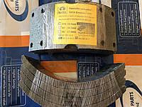 Накладки тормозные 1 ремонт к-кт.  ТАТА, Эталон