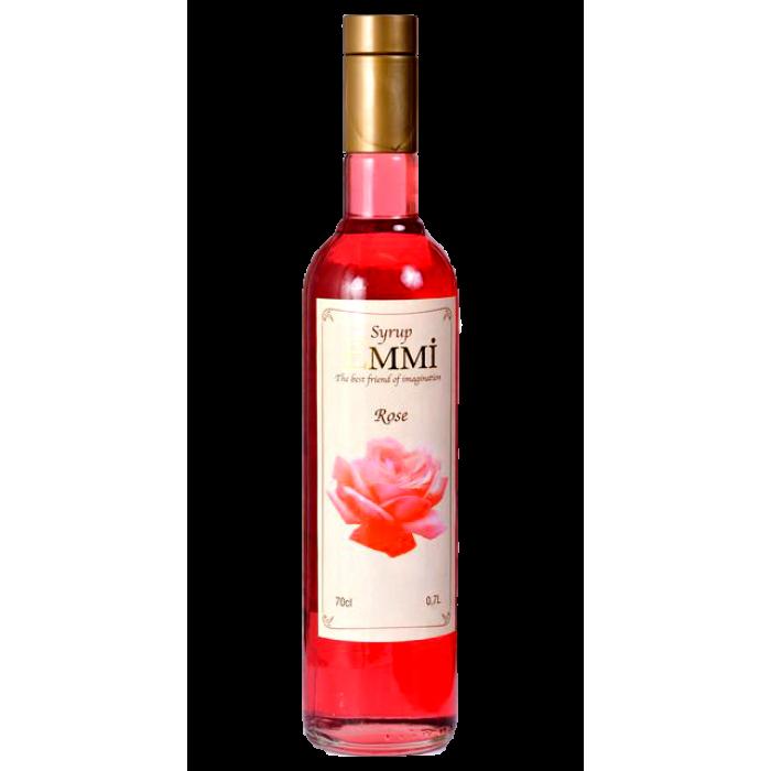 """Сироп """"Роза"""" ТМ Emmi (100мл)"""