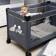 Новинка!!! У продажі з'явилися дитячі ліжечка манежі і NATTOU