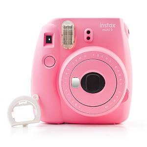 Fujifilm Instax Mini 9 Pink Flamingo (Розовая) Фотоаппарат с мгновенным фото