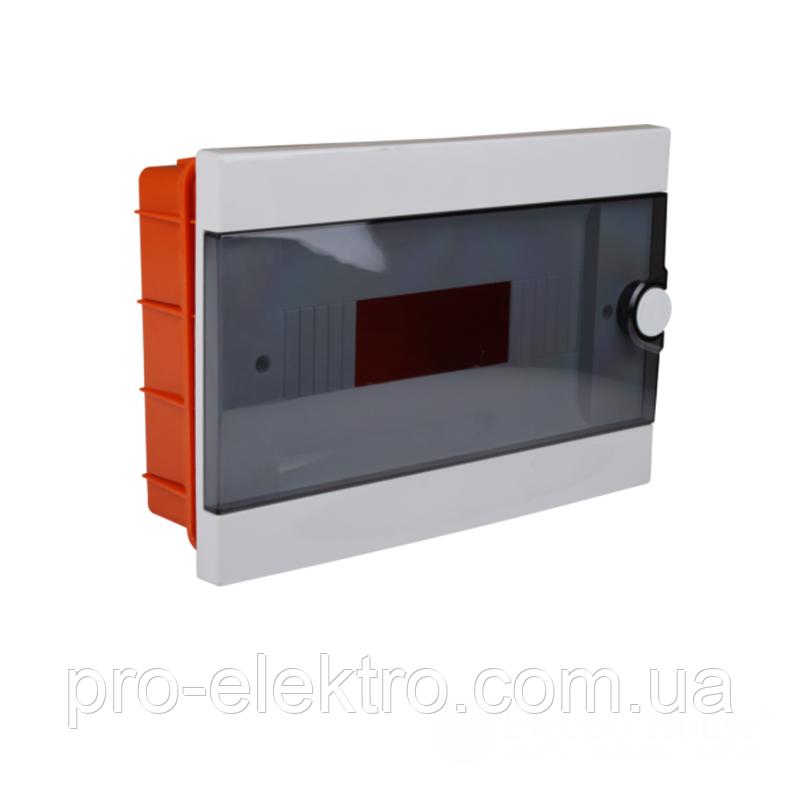 Бокс пластиковый модульный для  внутренней установки на 12 модулей EH-BM- 013