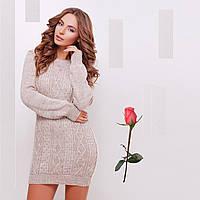 Короткое вязаное платье в категории платья женские в Украине ... 60556ad7e7a