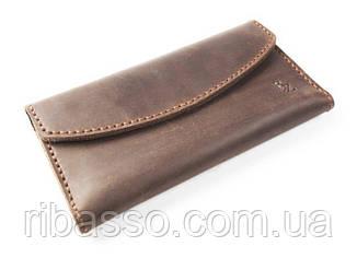 Кожаный кошелек «Евника» P28M7S3