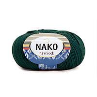 Nako Pure Sock (Нако Пуре Сок) 70% - шерсть супервош, 30% - полиамид 4690
