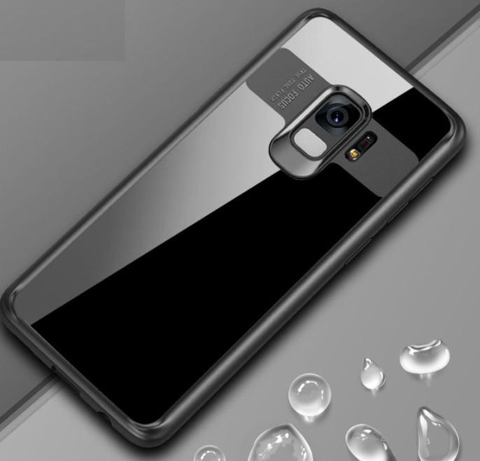 Защитный чехол накладка Auto Focus  Samsung Galaxy S9