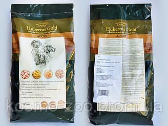 Сухой корм Hubertus Gold Adult для собак всех пород, 14 кг