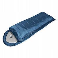Спальный мешок SportVida SV-CC0011 Blue/Grey