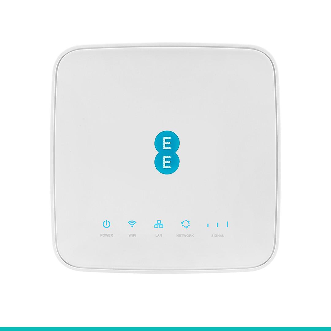 4G LTE Wi-Fi роутер Alcatel HH70VB (Киевстар, Vodafone, Lifecell)