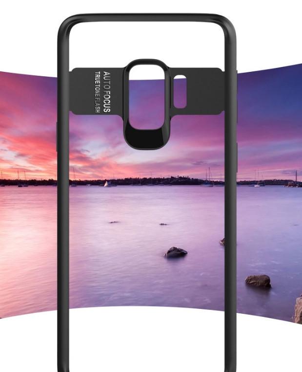 Защитный чехол накладка Auto Focus  Samsung Galaxy A8 (2018)