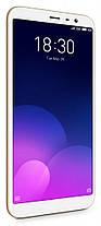 Смартфон Meizu M6T 3/32Gb Gold Global Version Оригинал Гарантия 3 месяца / 12 месяцев, фото 3