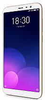 Смартфон Meizu M6T 3/32Gb Gold Global Version Оригинал Гарантия 3 месяца / 12 месяцев, фото 2