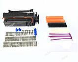 Роз'єм ЕБУ 81 pin Мікас Січень 7.2 Bosch 7.9.7, фото 3