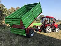 Прицеп тракторный самосвальный П3530 -3,5