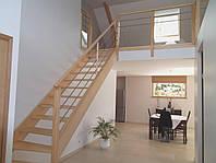 Лестница деревянная  стандарт