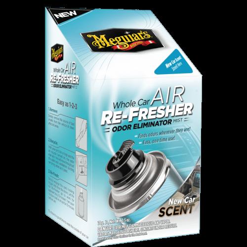 Meguiar's Air Refresher New Car Scent Нейтралізатор запахів в салоні авто 59 мл