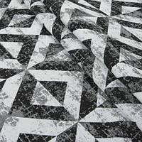 Жаккард, геометрический принт
