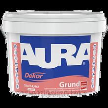 Адгезійна універсальна грунтовка Aura Dekor Grund (Аура декор грунт) 10л. (14,4 кг)