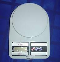 Кухонные весы (электр.)  0-7кг.(код 00387)