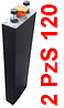 Аккумулятор тяговый 2PzS120 Sunlight
