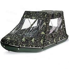 Палатка на надувные лодки Bark bn-390s, bt-420 - bt-450s