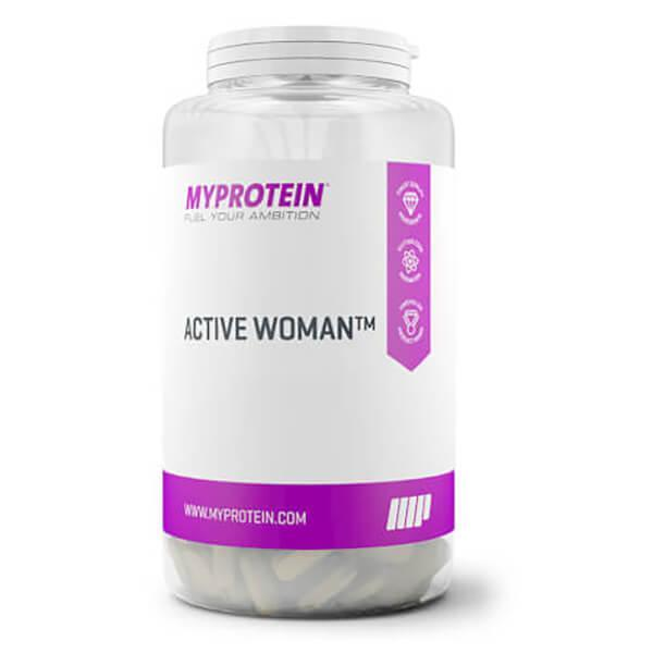 Active Woman MyProtein, 120 таблеток