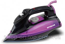 Утюг VITALEX VT-1005 Фиолетово-черный