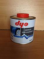DYO акриловый отвердитель 0,5л для акриловой краски 1л