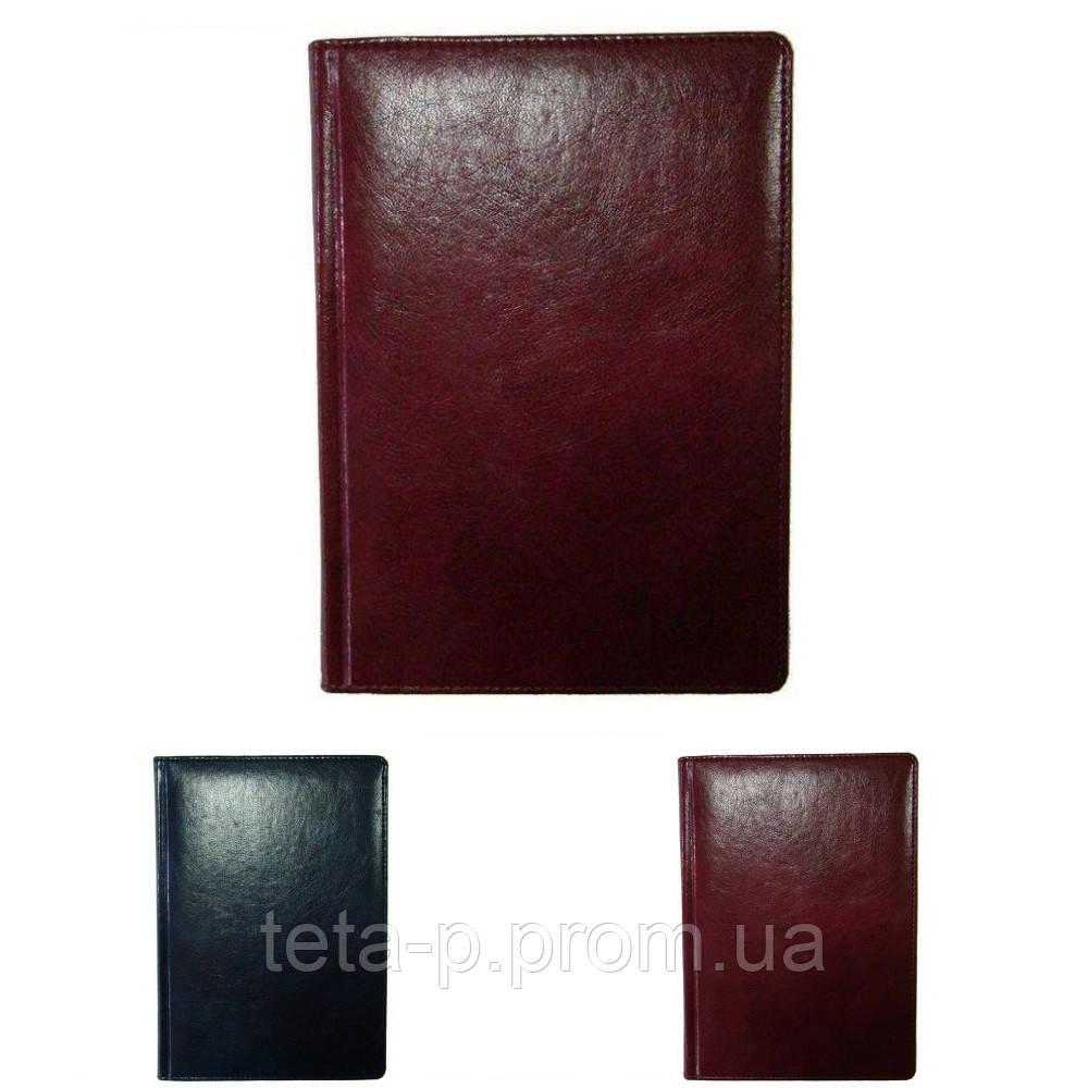 Ежедневник недатированный MADERA Стандарт А5, белый блок, фото 1