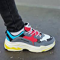 Кроссовки хайповые на платформе BALENCIAGA реплика f456154e478ad
